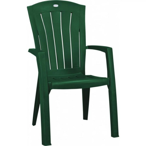 Křeslo SANTORINI - zelené
