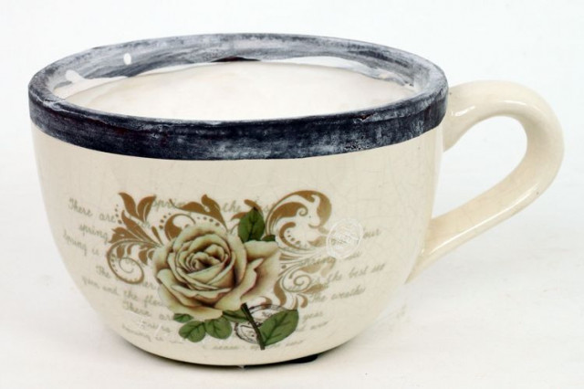 Keramický obal na květiny OBE723859