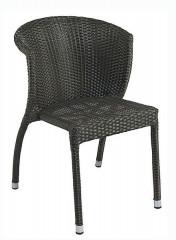 Židle Clara - Chocolat