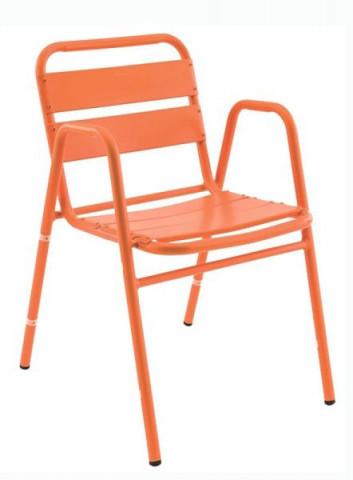 Židle Florida F - oranžová