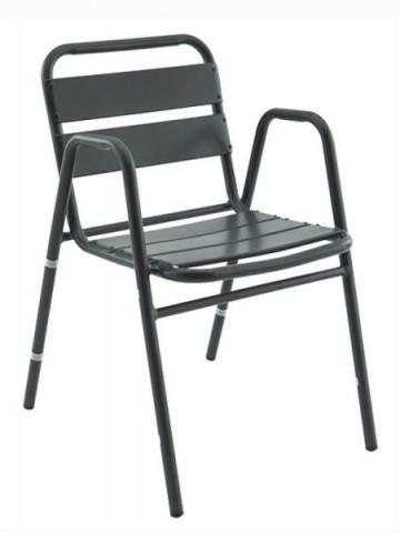 Židle Florida F - antracitová