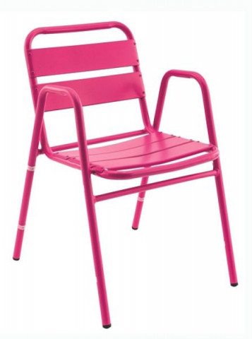 Židle Florida F - růžová