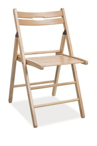 Židle Smart - přírodní