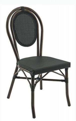 Židle Paris Textylene - Bamboo look