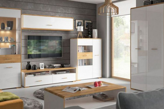 Televizní stolek Bari RTV2S