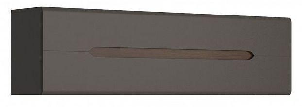 Závěsná skříňka Elpasso SFW1K - šedý wolfram