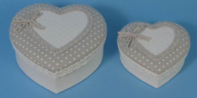 Krabička srdce sada 2 ks - ARD744816