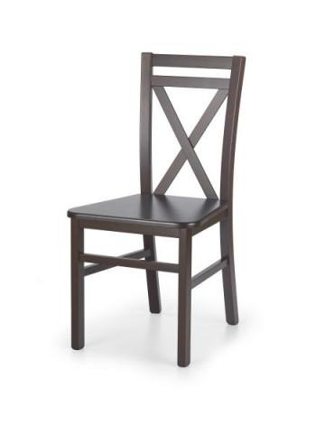 Dřevěná židle Dariusz 2 - Tmavý ořech
