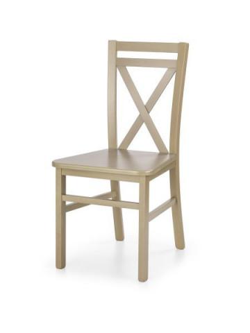 Dřevěná židle Dariusz 2 - Dub sonoma
