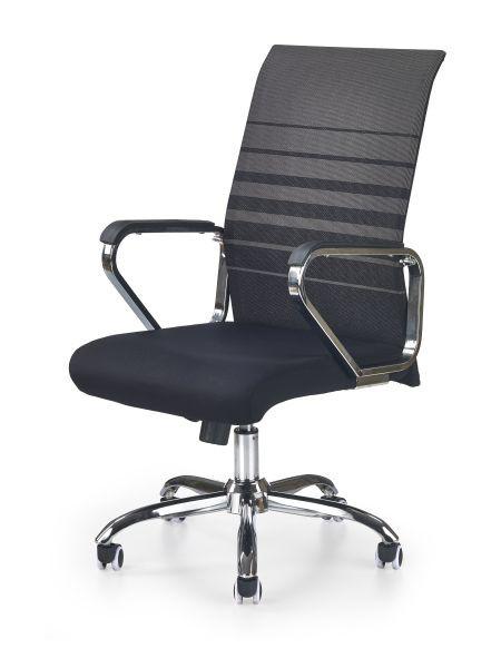 Halmar Kancelářská židle Volt, černošedé