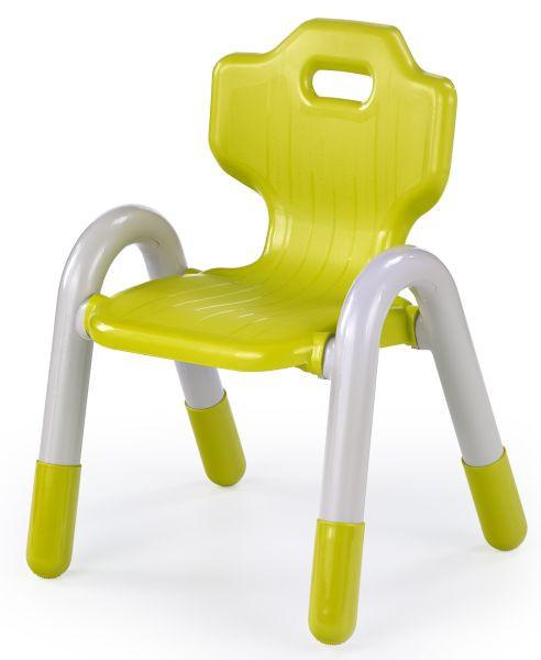 Dětská židle Bambi - zelená