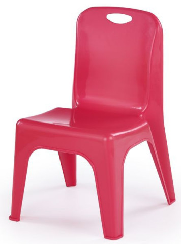 Dětská židle Dumbo - červená