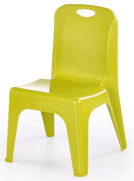 Halmar Dětská židle Dumbo - zelená