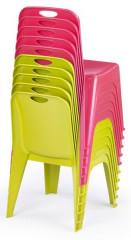 Dětská židle Dumbo - zelená