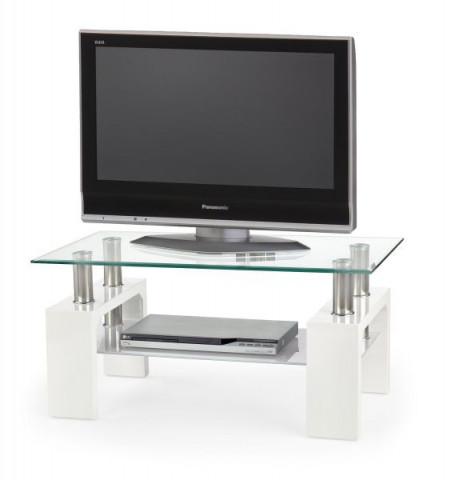 Televizní stolek RTV-23 - bílý