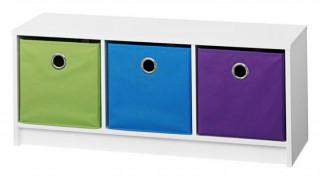 Látkový Box 82299 modrý