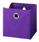 Látkový Box 82299 fialový