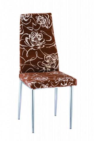 Jídelní židle H-261 - béžovohnědá