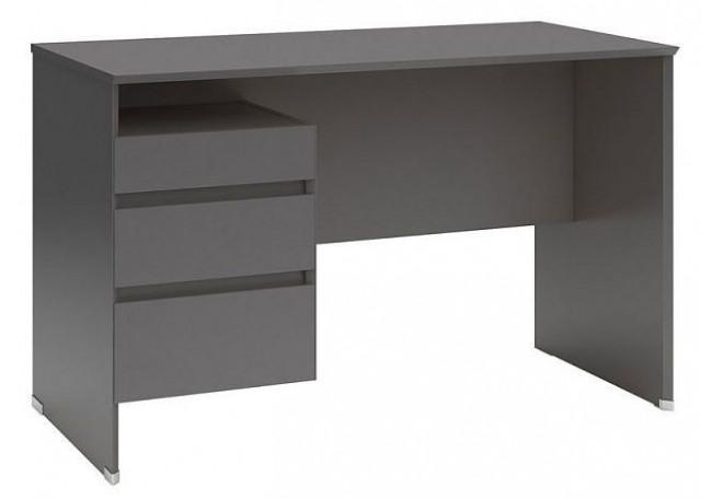 Psací stůl B04 BIU3S/120 Šedý wolfram - šedý wolfram