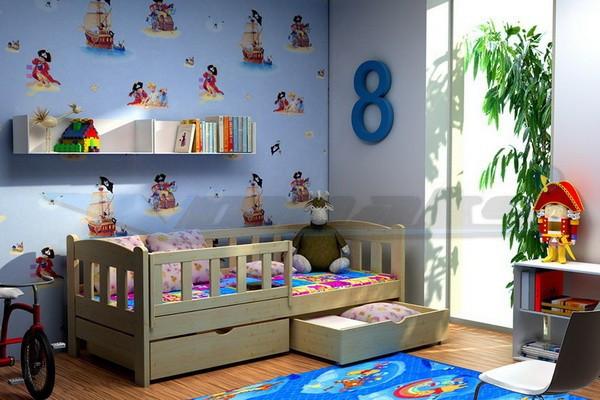 Dětská postel DP 002