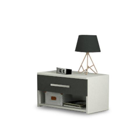 Noční stolek GREYLINE
