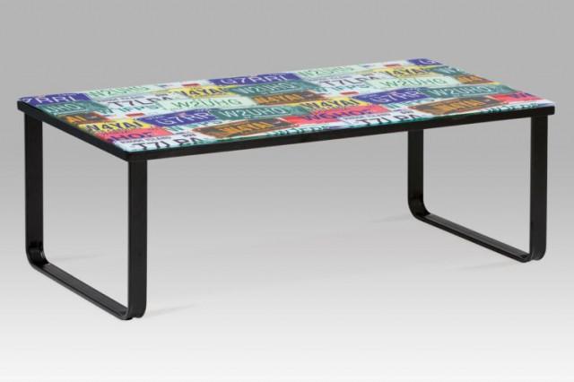 Konferenční stolek s potiskem CT-1011