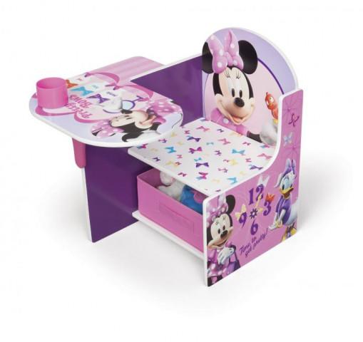 Židle se stolečkem Minnie