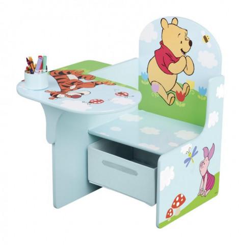 Židle se stolečkem Medvídek Pú