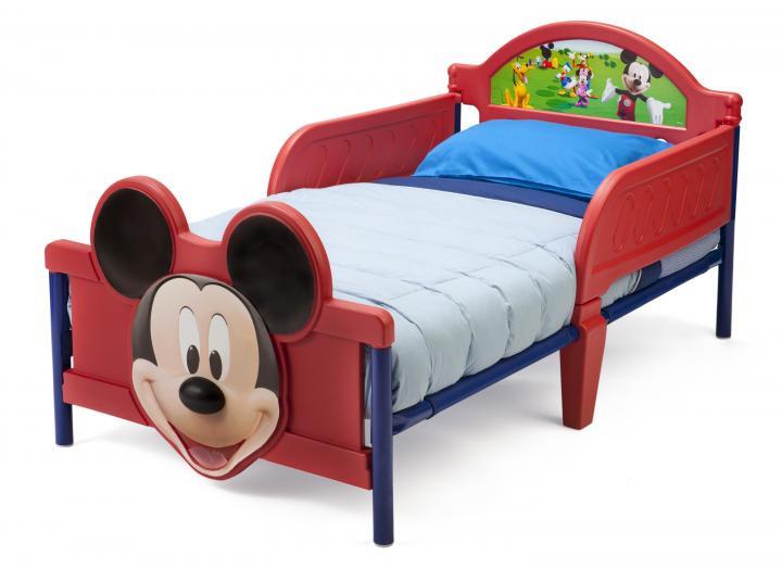 Forclaire Dětská postel Mickey 2