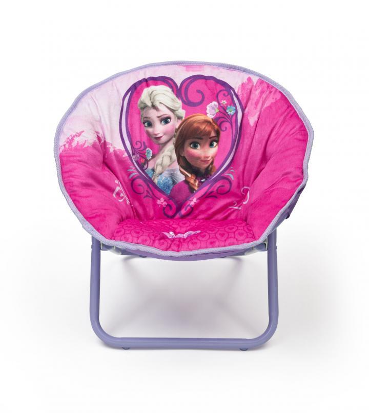 Forclaire Dětská rozkládací židlička Frozen