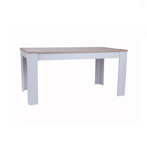 Stůl, Bílá / Dub San Remo, PROVENSAL