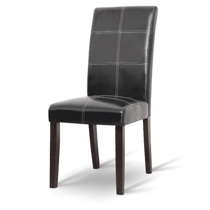 Tempo Kondela Jídelní židle RORY - černá