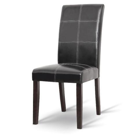Jídelní židle RORY - černá