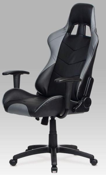 Kancelářská židle KA-N178 RED - červená