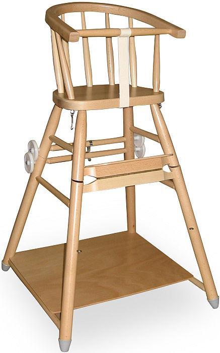 Bernkop Sandra jídelní židlička 331 710 Černá