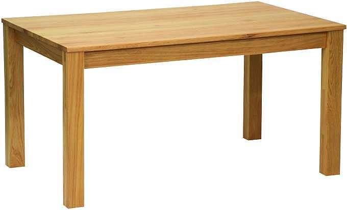 Unis Stůl dubový - standard 22440 kód 22440, 120x80cm