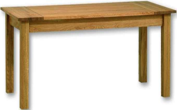 Unis Stůl dubový - exclusive 22460 kód 22460, 120x80 cm