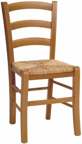 Stima Jídelní židle Paysane - výplet Tmavě hnědá