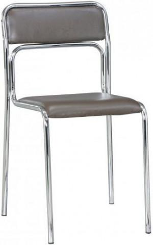 Jídelní židle Askona koženka