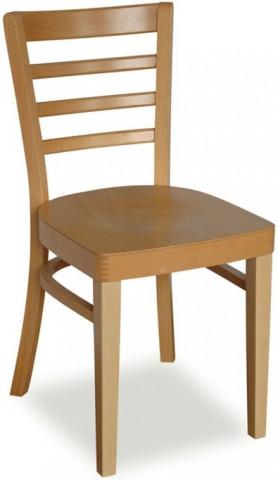 Dřevěná židle 311 203 Nora