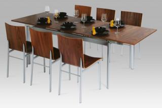 Stůl jídelní WD-5864 AWAL - + Jídelní židle C-118 AWAL