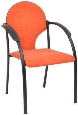 Židle Spania černá