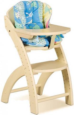 Dětská rostoucí židle Klára 1 s pultíkem.
