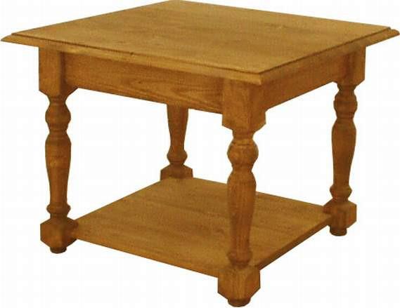 Konferenční stolek dřevěný 00406