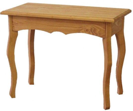 Stolek odkládací dřevěný 00450