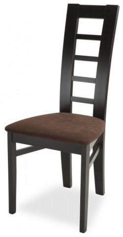 Jídelní židle Niger - wenge/micra marone