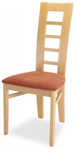 Jídelní židle Niger - olše/micra teracota