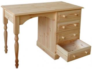 Dřevěný psací stůl 00432