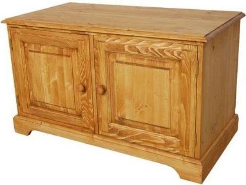 Dřevěný botník 00162