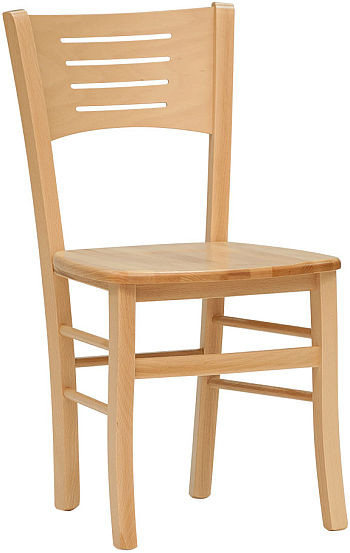 Stima Dřevěná židle Verona masiv